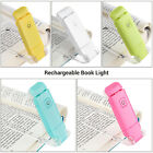 DEWENWILS LED USB Rechargeable Book Light Reading in Bed Warm White Adjustable