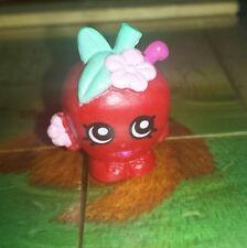 Shopkins Season/Series 1 FRUIT & VEG Apple Blossom #1-001 (red)