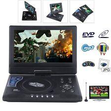 9.8'' Tragbarer DVD Player 270° Drehbar LCD USB/SD Auto Fernbedienung Game TV #M