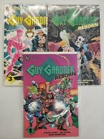 GUY GARDNER: REBORN #1-3 COMPLETE SET ~ VF-NM 1992 DC COMICS ~ JOE STATON ART
