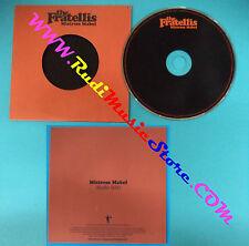 CD singolo The Fratellis Mistress Mabel EU 2008 PROMO CARDSLEEVE no mc lp(S29)