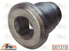 BOUCHON de vidange magnétique pour moteur de Citroen 2CV DYANE MEHARI AMI -1315-