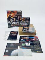 Overseer Tex Murphy Big Box  Classic PC CD ROM & DVD Complete