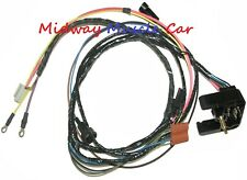 68 Pontiac Firebird V8  HEI engine wiring harness