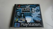 SONY PLAYSTATION PS1 WWF SMACKDOWN 2 WRESTLING GAME