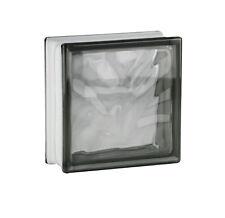 5 pièce Briques de Verre Nuage Grise 19x19x8 cm
