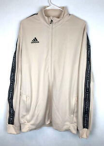 Adidas, Men's Tiro 19, Track Athletic Jacket, Size Large