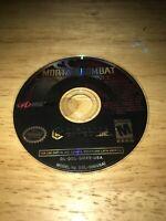 Mortal Kombat: Deadly Alliance (Nintendo GameCube, 2002) Working Game Only