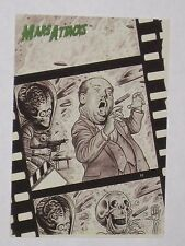 Topps Mars Attacks Trading Card 1994 Base Card NM #74 Flip Cover For Issue #3