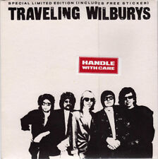 "Sealed UK 7"" Ltd Ed Traveling Wilburys Handle With Care Bob Dylan Tom Petty L@@K"