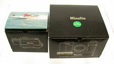 Minolta XM Mot XK Body Boîtier Rarest New Neuf dans sa boîte old stock des marchandises en stock NEUF