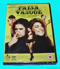 PAISA VASOOL - DVD - NEW & SEALED BOX
