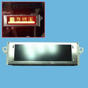 Fit For Peugeot 407 408 307 3008 C5 RED 4 Menu Display Monitor Screen 12 Pin