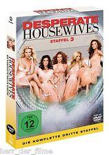 DESPERATE HOUSEWIVES, Staffel 3 (6 DVDs) NEU+OVP