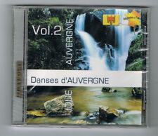 JOLIE AUVERGNE - DANSES D'AUVERGNE VOL. 2 - 13 TRACKS - 2012 - NEUF NEW NEU
