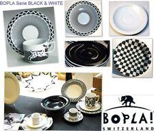 Tazze da cucina nero in porcellana