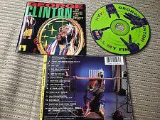 GEORGE CLINTON - HEY MAN CD USA PAISLEY PARK 93 - ELECTRO FUNK