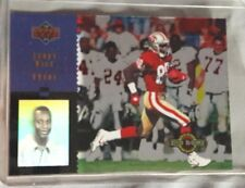 1993 Upper Deck Pro Bowl Jerry Rice PROMO SAMPLE Card San Francisco 49ers MINT