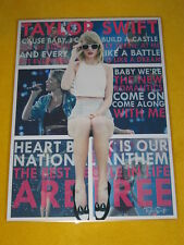 Taylor Swift - New Romantics - Laminated Promo Poster