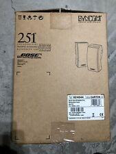 Brand New Bose 251 Outdoor Environmental Speakers White