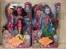 Monster High Posea Reef + Kala Mer'ri (Great Scarrier Reef) - Neu und OVP