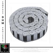 Catena passacavi plastica 10 x 20 mm 1 m portacavi 10mm stampanti 3D CNC Reprap