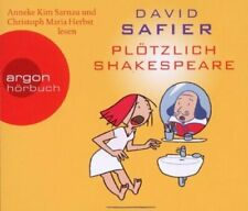 David Safier + 4CD + Plötzlich Shakespeare (Anneke Kim Sarnau..)
