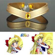 Sailor Moon Venus Mizuno Ami Aino Cosplay Prop Accessory Tiara Headwear Headband
