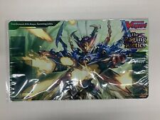 Cardfight!! Vanguard - The Raging Tactics Sneak Preview Playmat Gunningcoleo