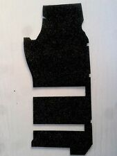 LTI / LTC TX2 & TX4 Front Drivers Replacment Carpet