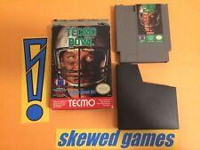 Tecmo Bowl - NES Nintendo