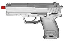 K22 Spring Airsoft Handgun, Silver