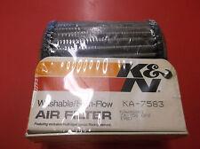 Kawasaki GPZ750/KZ650H/KZ750/ZN700 K&N Airfilter KA-7583