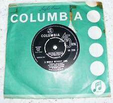 Peter  And  Gordon  A  World  Without  Love / If  I  Were  You  Original 1964 7""