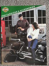 SPORTSTER N.O.S 1985 FASHIONS AND ACCESSORIES CATALOG
