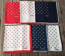 Drake's Silk Pocket Squares RRP $130