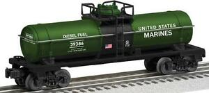 2014 Lionel 6-39386  U.S. Marines Made in USA Tank Car new in the box