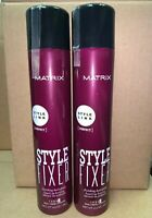 (2) Matrix Style Link Style Fixer Finishing Hairspray 10.2 oz