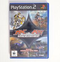 MX vs ATV Unleashed - Sony Playstation 2 PS2 - Free Postage