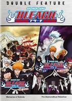 BLEACH MOVIES DOUBLE FEATURE NEW DVD
