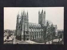 RP Vintage Postcard - Kent #16  - Canterbury Cathedral - Palatine Pictorial Co