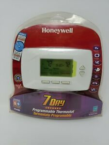 Honeywell RTH7500 7-Day Programmable Thermostat NEW Bonus Interactive CD-Rom