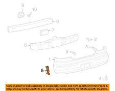 TOYOTA OEM 98-02 Corolla Rear Bumper-Support Bracket Left 5215512270 *OPENED BOX