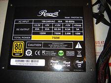 Rosewill Photon-750 PHOTON 750W Full Modular Power Supply 80 PLUS Gold BH091