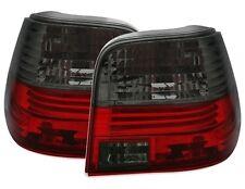 FEUX ARRIERE VW GOLF 4 1997-2003 TDI 90 100 110 115 150 NOIR ROUGE CRISTAL