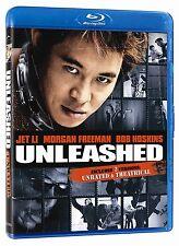 UNLEASHED---Hong Kong RARE Kung Fu Martial Arts Action movie - NEW--b15+1B