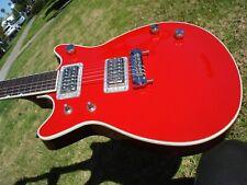 1996 Gretsch 6131MY Malcom Young Gloss Red AC/DC 7.5 lbs