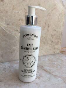 Cleanser, natural organic Donkey milk, lait d'anesse, make up remover, argan oil
