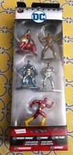 Nano Metalfigs DC Comics 5 pk *Batman/Wonder Woman/Cyborg/Parademon/The Flash*