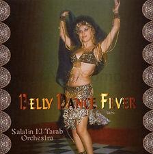 Belly Dance Fever CD - Belly Dancing Music